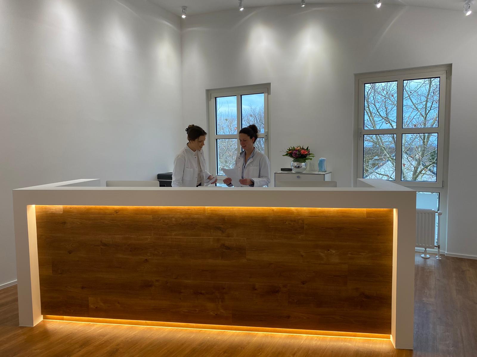 Privatklinik MEINE.Klinik Medicum-Bonn Empfang